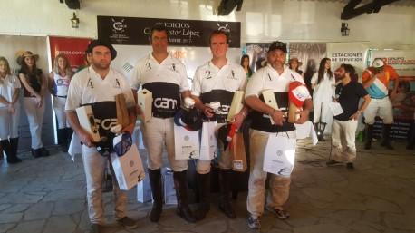 CAM Construcciones, sponsor oficial de La Estela Polo Club.