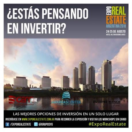CAM Construcciones en EXPO REAL STATE