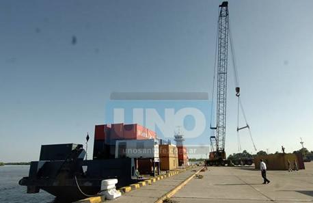 Invertirán 13 millones de pesos en obras viales para el Puerto