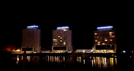 Puerto Amarras, Suites & Towers... un sueño hecho realidad