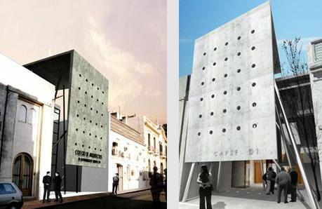 Colegio de Arquitectos de Santa Fe