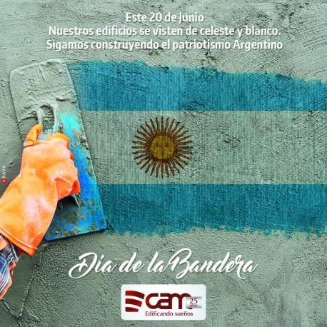 20 de Junio: Día de la Bandera.