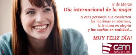 8 de Marzo: Día Internacional de la Mujer.