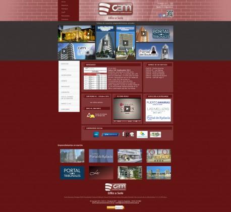 Restailing de nuestra web