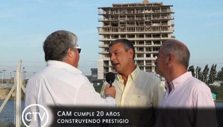 20 años de CAM en Cifras TV