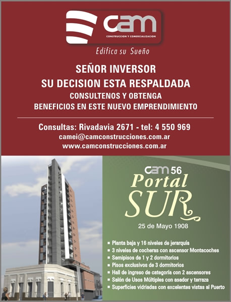Portal Sur: UNA DECISIÓN RESPALDADA