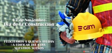 17 de Noviembre: Día de la Construcción.