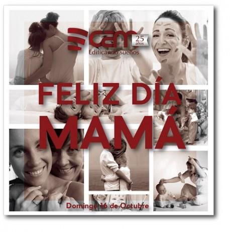 16 de Octubre: Día de la Madre.
