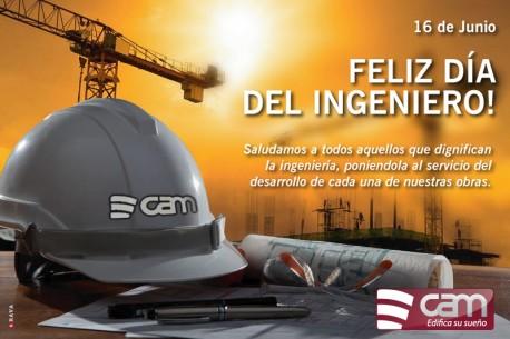 16 de Junio - Feliz Día del Ingeniero!!!