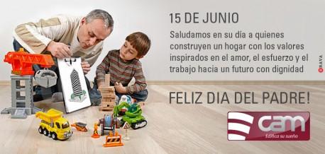 Feliz Día del Padre!!!