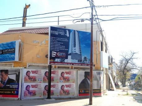 Inició la obra de Portal Buenos Aires
