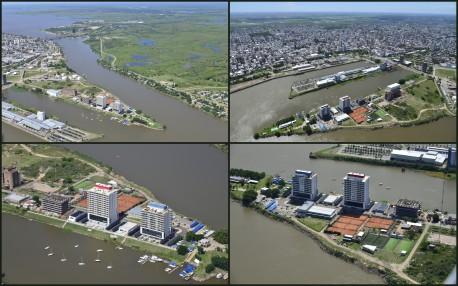Fotos aéreas de Puerto Amarras