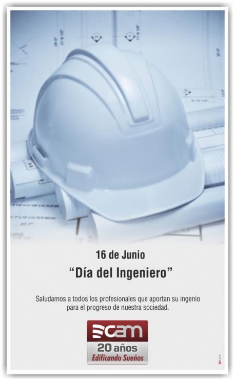 Feliz día ingenieros