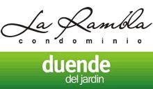 Paisajismo de La Rambla Condominio por Duende del Jardín