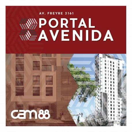 NUEVO LANZAMIENTO! CAM 88: Portal Avenida
