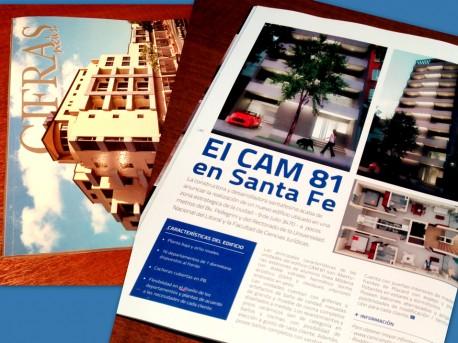 CAM 81 en CIFRAS NEWS.