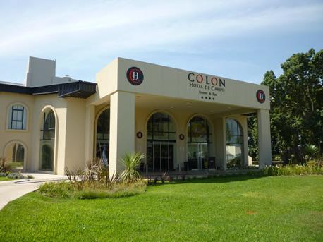 Nuevo sitio web del Hotel de Campo Colón