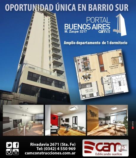 OFERTA JUNIO: Excelente oportunidad en Barrio Sur...
