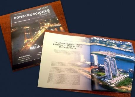 Revista Construcciones Santa Fe - Cámara Argentina de la Construcción - Edición Noviembre 2016