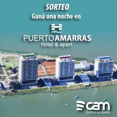 Sorteo CAM - Tu día ideal en Puerto Amarras
