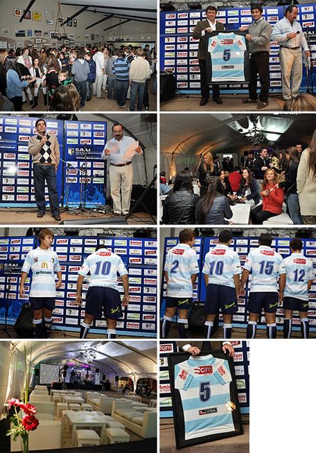 CAM SA - Nuevo sponsor del club CRAI
