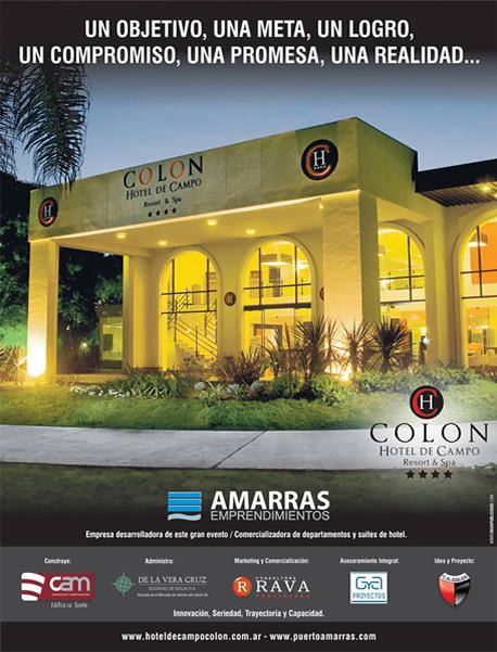 Hotel de Campo Colón: una realidad!