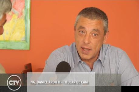CAM SA en el programa de Cifras TV