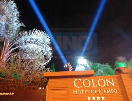 [DIARIO UNO] - El Hotel de Colón , listo para alojar a la selección en la Copa América