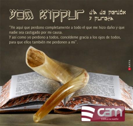 4 de Octubre: Yom Kipur - Día del Perdón